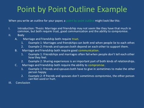 Compare And Contrast Essay Format Point By Point by How To Write A Compare Contrast Essay