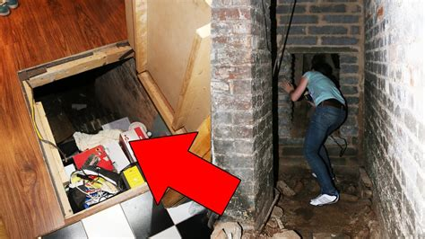 room found 5 secret rooms found strangers living in other s houses
