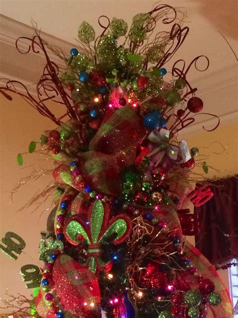 17 best images about fleur de lis nobility christmas tree
