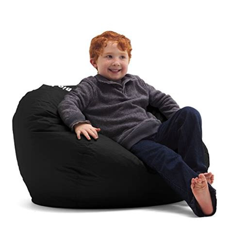 big joe 3 sofa big joe 98 inch bean bag limo black import it all