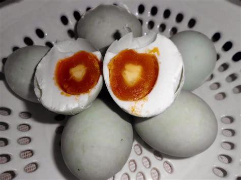 cara membuat telur asin dengan cepat resep membuat telur asin yang mudah