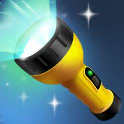flashlight app threat