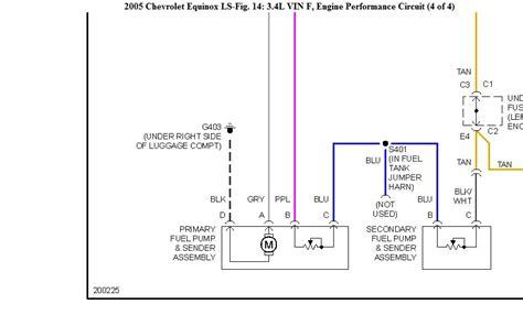 05 equinox need wiring diagram for a 05 equinox fuel