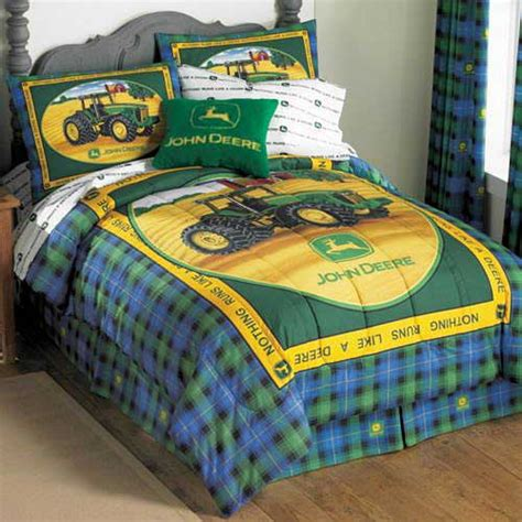 john deere bed set john deere queen comforter