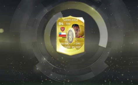 alexis sanchez upgrade fifa 15 fifa 15 cyber monday 25k lightning pack times for uk