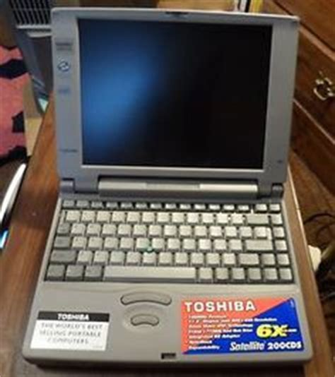 toshiba satellite laptop childhood