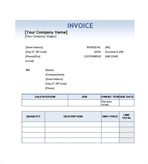 service invoice template free service invoice templates 11 free word excel pdf