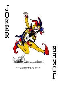 deck of joker cards 25 best ideas about joker card on