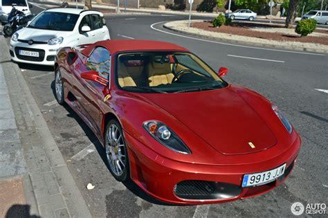 I Ferrari F430 Spider by Ferrari F430 Spider 1 February 2017 Autogespot