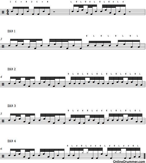 herta tutorial drum drum lessons john bonham inspired drum fill ideas