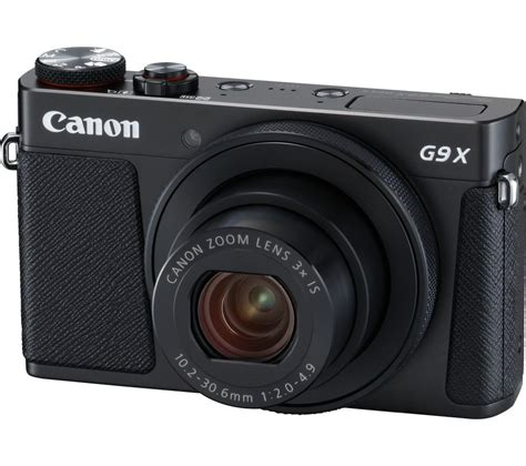 canon compact buy canon powershot g9x mk ii high performance compact