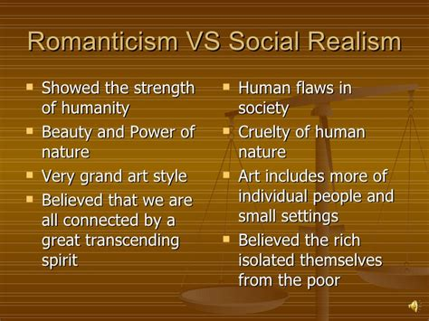 Realism Vs Idealism Essay by Essay On Romanticism Vs Realism
