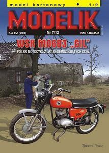 Wsk Motorrad by Motorrad Wsk Mo6b3 Gil 1970er 1 9 Pr 228 Zise