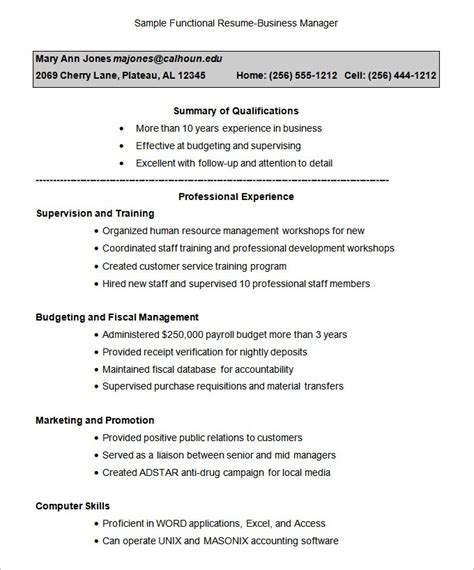 sle functional resume template 16632 free functional resume template 10 images about resume career termplate free on new