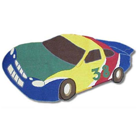 car shaped rug race car shaped rug