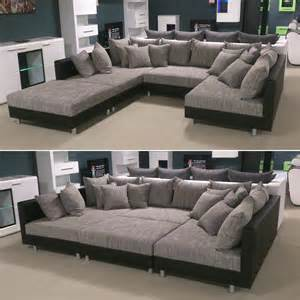 big sofa wohnlandschaft wohnlandschaft ecksofa sofa mit ottomane