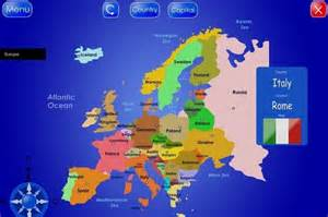 Europe Map Countries And Capitals by Pics Photos Western Europe Countries And Capitals