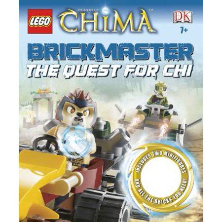 Chima Brickmaster lego legends of chima brickmaster the quest for chi