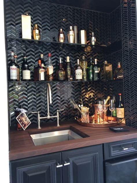 casual home decor dark but a good bar re liquor layout 16 carmelita ave