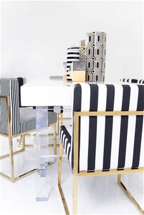 Striped Dining Room Chairs best 25 striped dining chairs ideas on pinterest white