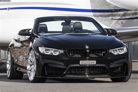 Bmw 1er Cabrio Ps by D 196 Hler Bmw M4 Cabrio F83 Mit Power Tuning Auf 540 Ps