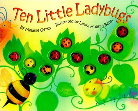 ladybug tea books tea leaves ten ladybugs