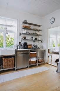 metal shelving for kitchens stainless steel kitchen shelves