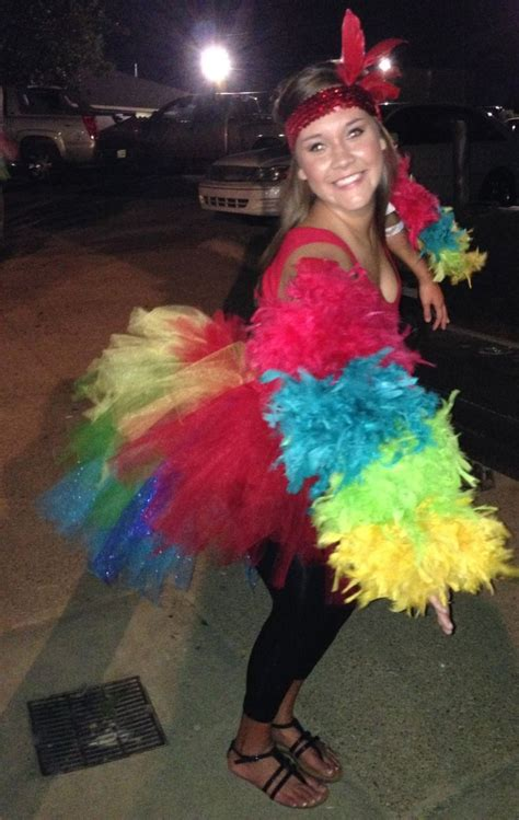 jungle themed clothing ideas jungle themed diy parrot costume for phi delt wedding
