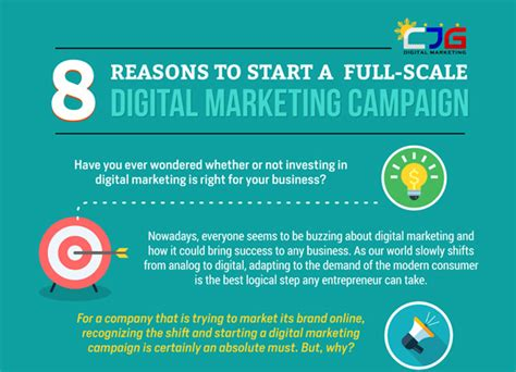 8 Reasons To Be A by 8 Reasons To Start A Scale Digital Marketing Caign