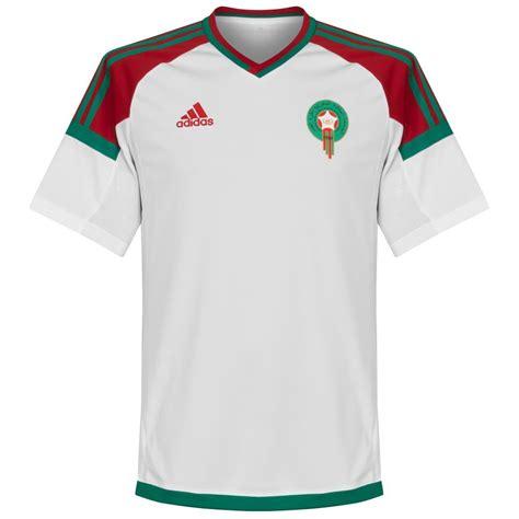 morocco 2017 adidas home away and third shirts 17 18