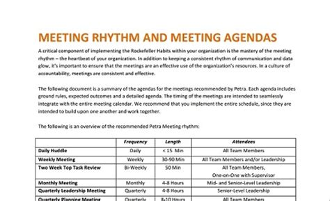 meeting agendas jpg gt gt 25 nice daily huddle template images