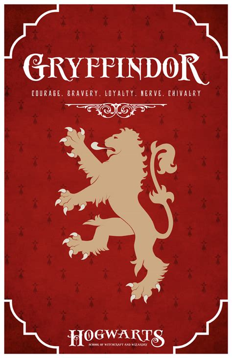 gryffindor house house gryffindor poster by liquidsouldesign on deviantart