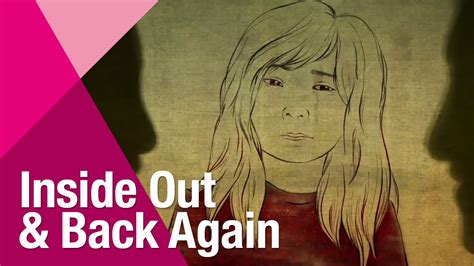 inside out and back again book report inside out back again overall book trailer