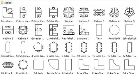 m 246 bel symbole f 252 r zeichnungen der geb 228 udepl 228 ne