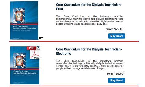 Detox Sle Resume by Curriculum Dialysis Technician Pdf Book Curriculum For The Dialysis Technician
