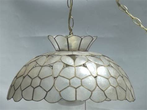 Shell Light Shades Pendant 15 Best Of Shell Lights Shades Pendants