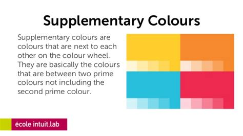 supplementary colors mastering the of colours part 2