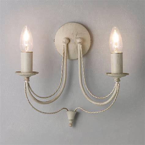 Buy John Lewis Jubilee Wall Light 2 Arm John Lewis Lewis Bedroom Lighting
