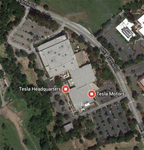 Tesla Palo Alto Headquarters Tesla Is Outgrowing Its Palo Alto Headquarters And Musk