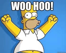 Woohoo Meme - homer simpson s special brew duff beer finally goes on