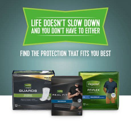 depend shields for men light absorbency 58 count depend incontinence shields for men light absorbency