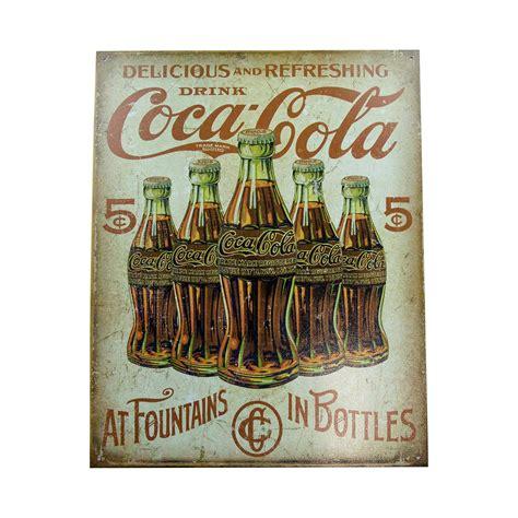 imagenes retro coca cola coca cola bottles retro metal sign coke store