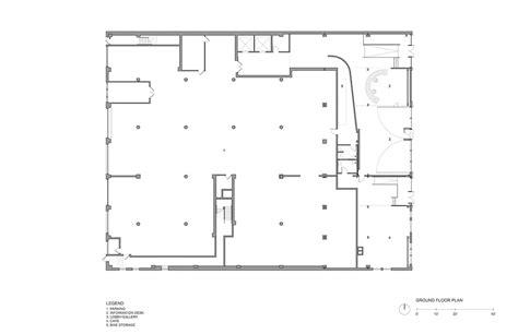 floor plan books chronicle books headquarters cavagnero