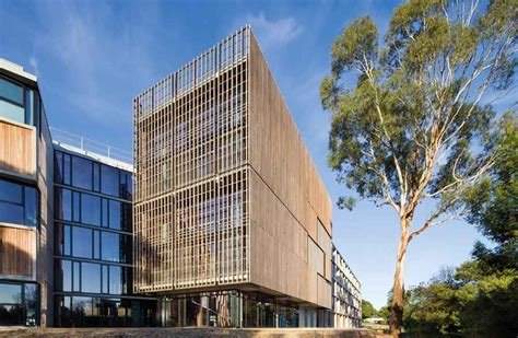 College Appartment by Monash Student Housing Melbourne Building E