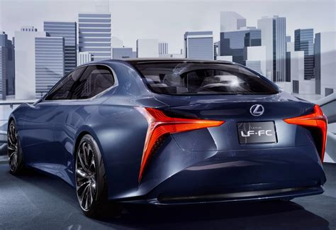 lexus new 2018 2018 lexus ls might get turbo engine autoevolution