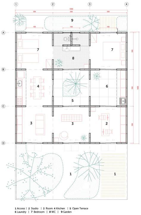 house plans architect 37 best nine square plan images on pinterest