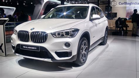 mbw cars 2016 bmw x1 india launch price specification images
