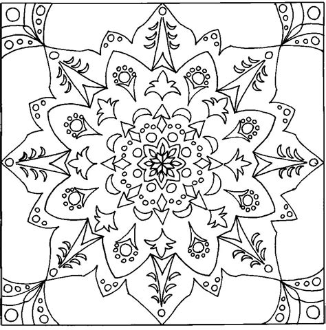 Geometric Design Coloring Pages Bestofcoloring Com Free Printable Designs To Color