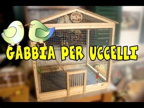come costruire una gabbia per cavie come realizzare una gabbia per uccelli fai da te mania
