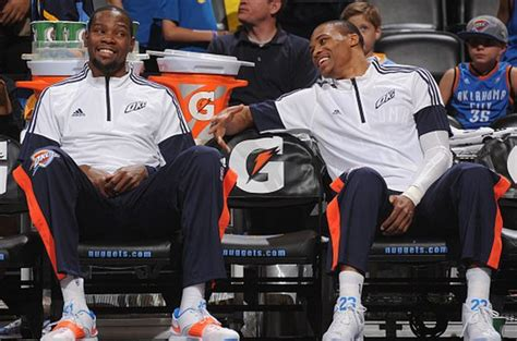 kevin durant delivers priceless quote about